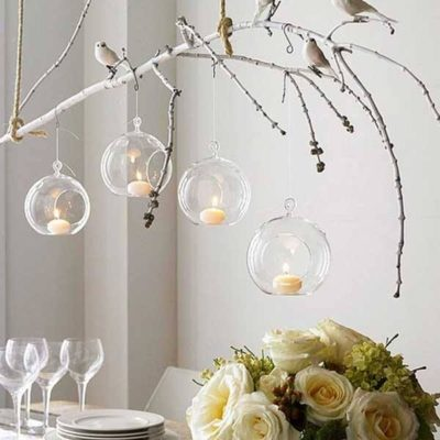 Dreamy Tree Branch Light Fixtures | Hygge Decor For Your Home