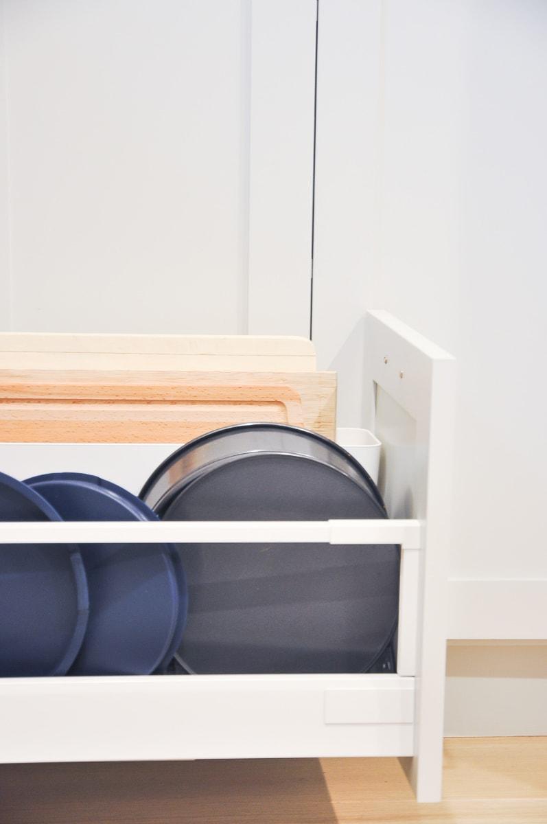 IKEA kitchen drawer organizer ideas