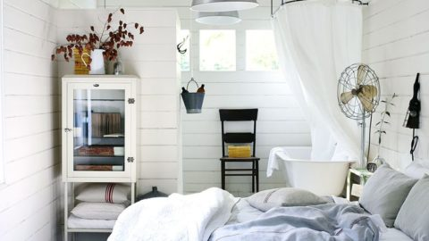 my favorite interior design style | coastal beachy style | serena and lily, fresh, seaside interiors