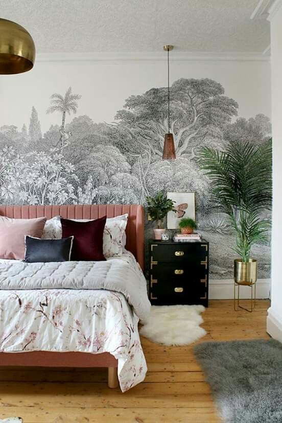boho chic, boho decor, hobo home, boho bedroom