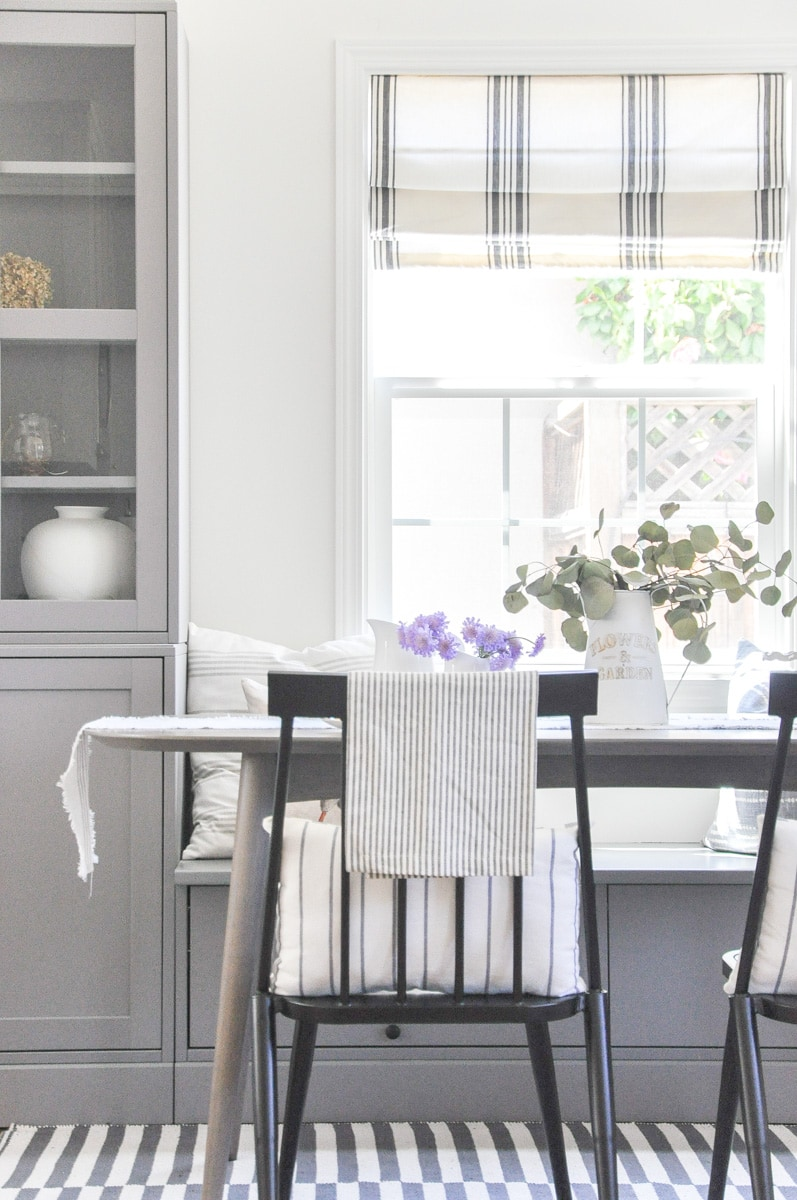 target windsor chair, small dining room remodel, cottage farmhouse dining room