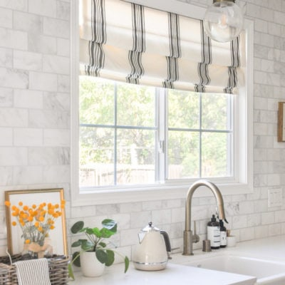 How to Find Affordable Custom Roman Shades for Your Kitchen