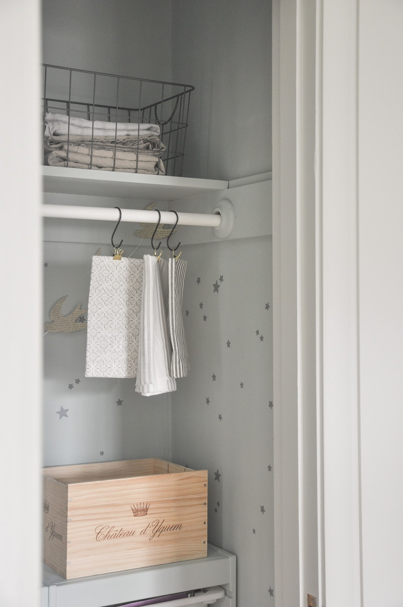 small craft closet design inspiration with vineyard wine crate, european inspired