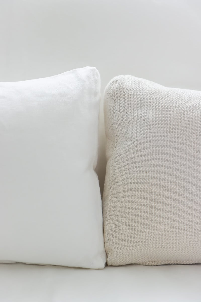 Comfort works Ikea farlov sofa cover in pure linen