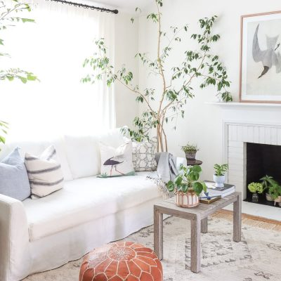 5 Proven Ways to Make A Living Room Look Bigger and Brighter | Living Room Refresh