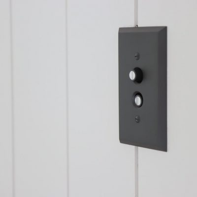 How to change light switch and cover | single push button switch