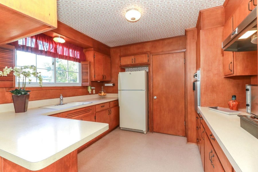 1940 kitchen remodel