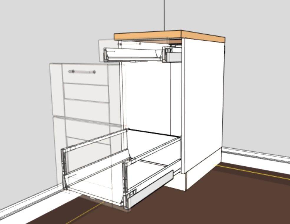 Ikea Kitchen Organization Ideas And