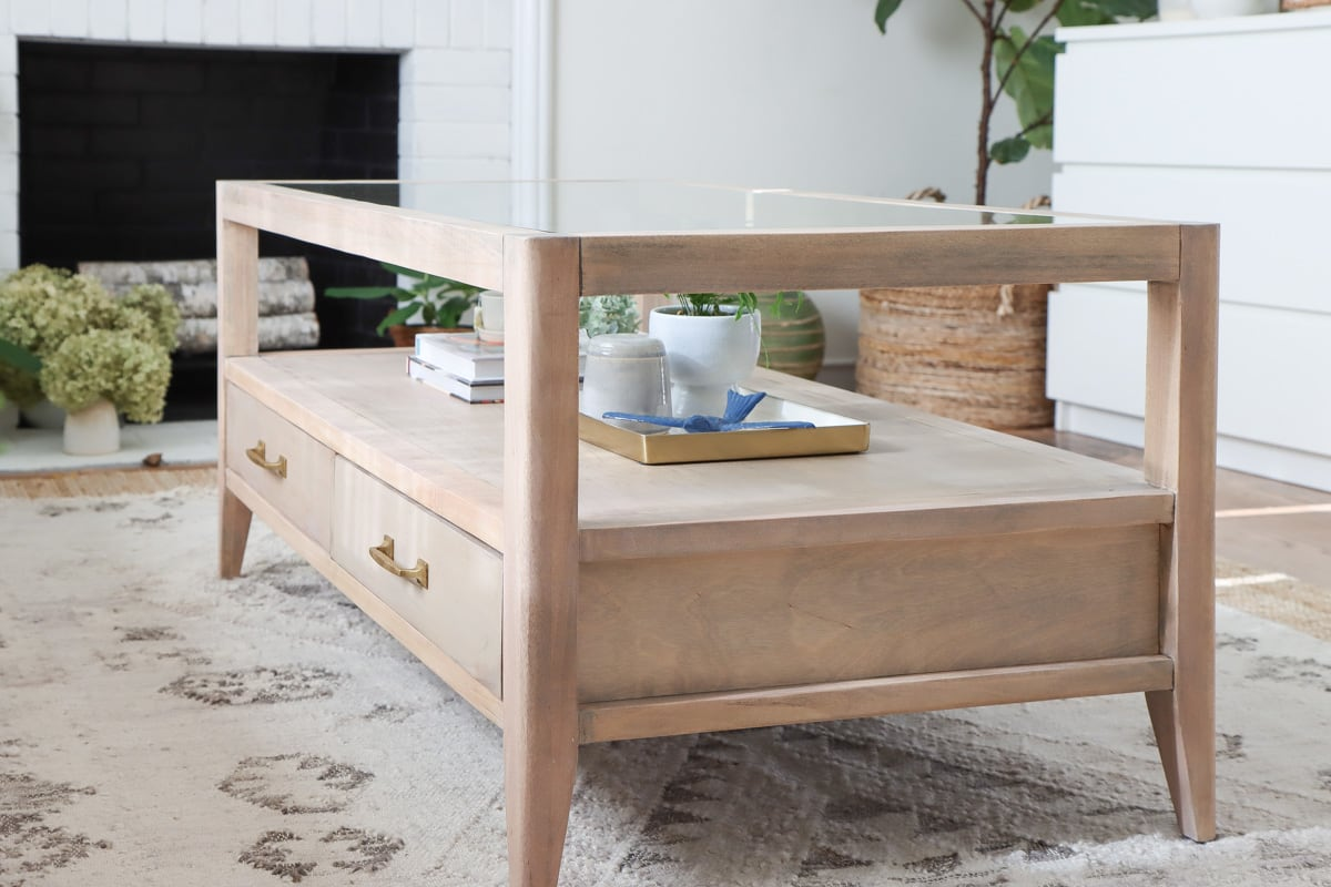 Coffee table makeover DIY ideas