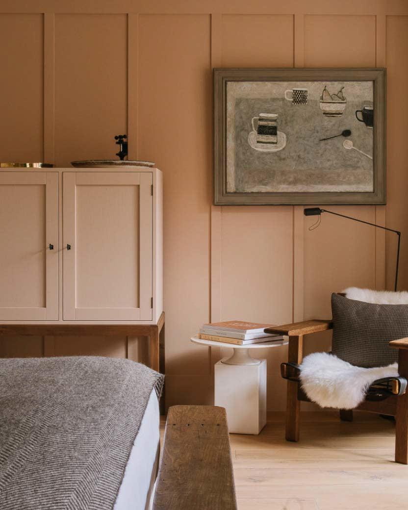 modern georgian interior design