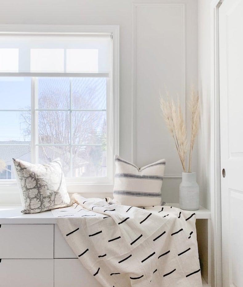 kitchen window treatment roman shade alternative